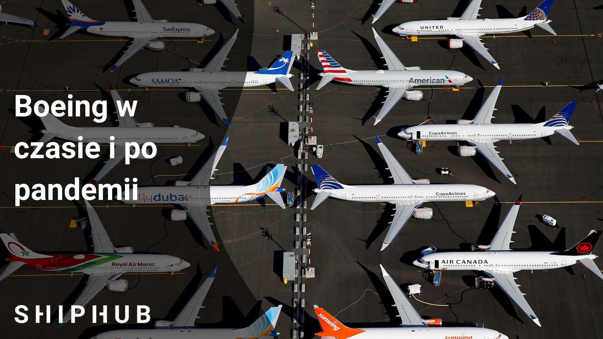Boeing w czasie i po pandemii