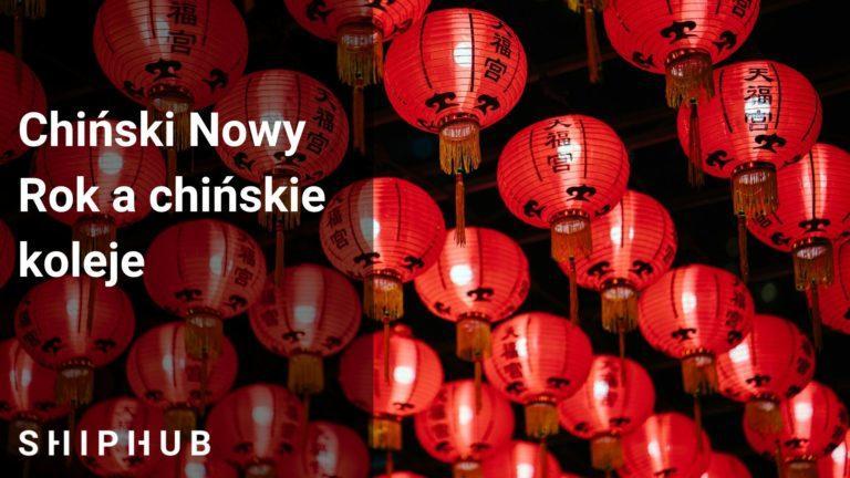 Chiński Nowy Rok a chińskie koleje