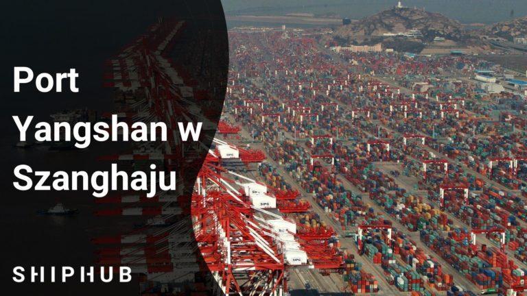 port yangshan