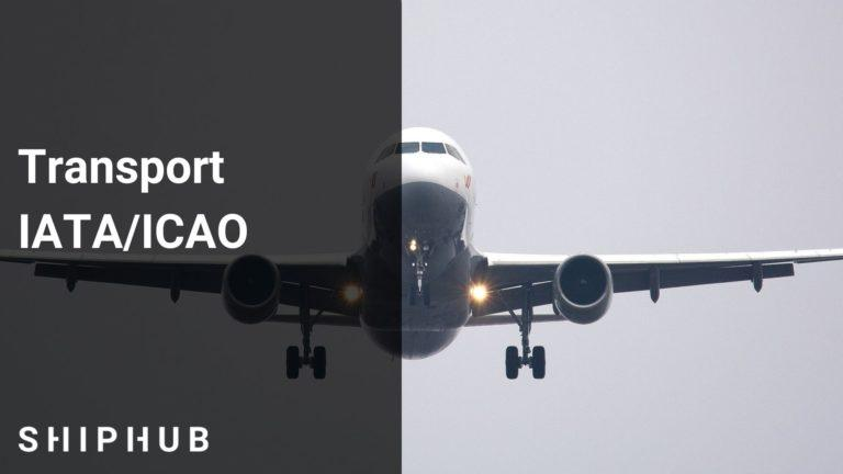 Transport IATA/ICAO