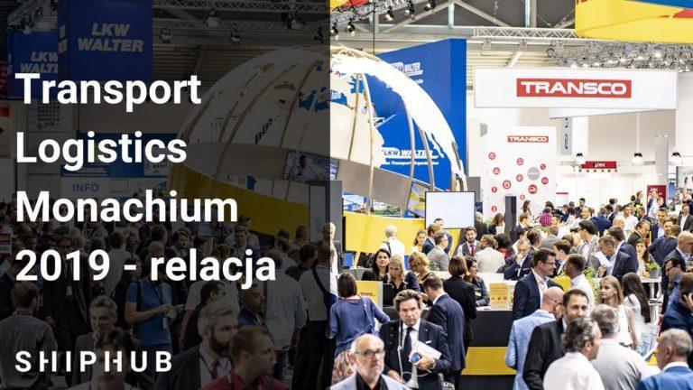 Transport Logistics Monachium 2019 relacja