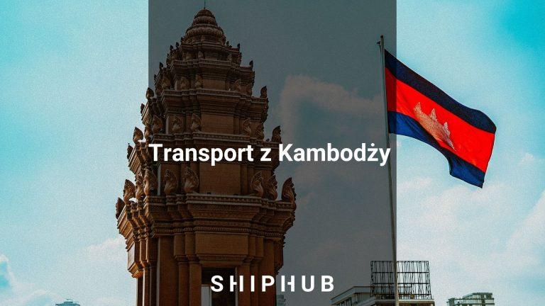 Transport z Kambodży