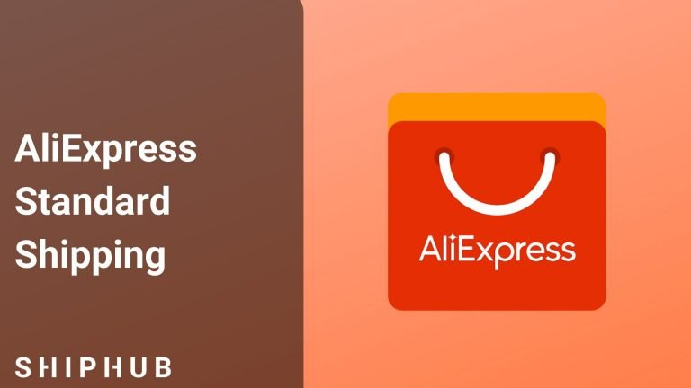 AliExpress Standard Shipping
