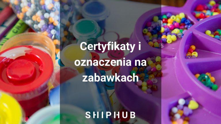 Certyfikaty i oznaczenia na zabawkach