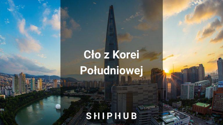 Cło z Korei