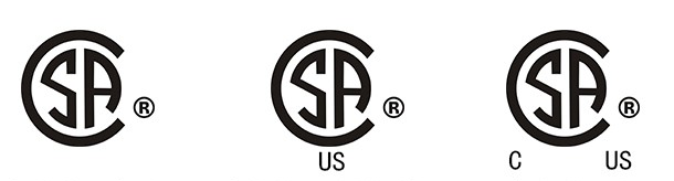 Znaki CSA