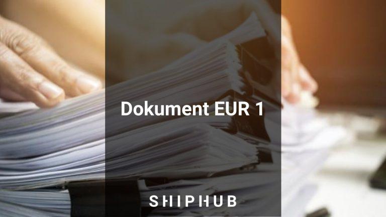 dokument eur 1
