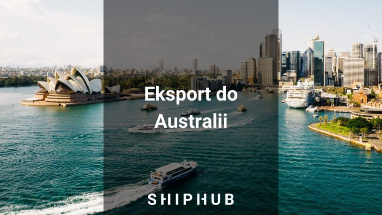 Eksport do Australii