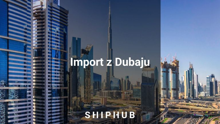 Import z Dubaju