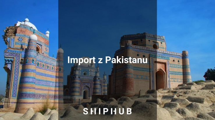 Import z Pakistanu