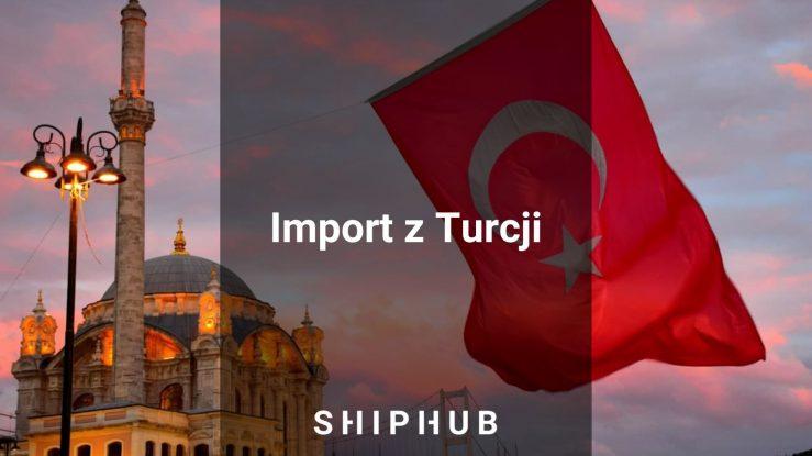 Import z Turcji