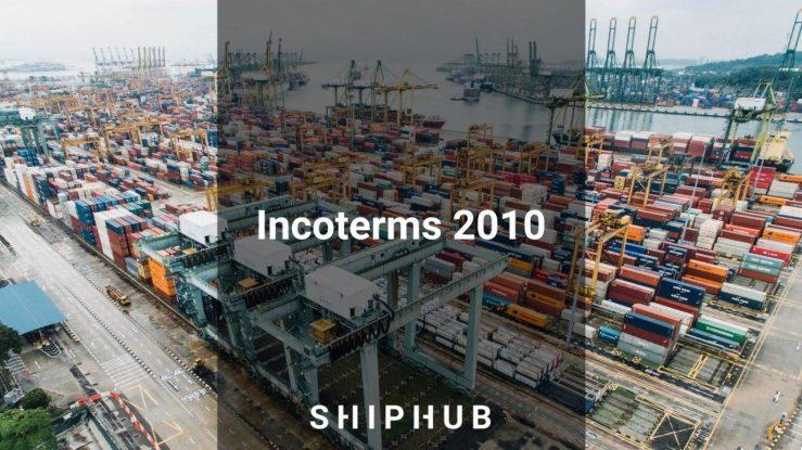 Incoterms 2010 - czym są Incoterms?