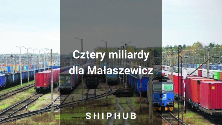 Inwestycja w Małaszewiczach