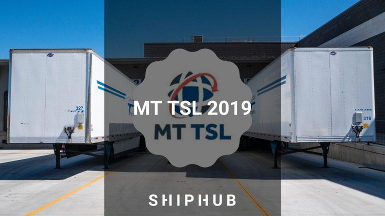 MT TSL - Międzynarodowe Targi Transportu, Spedycji i Logistyki