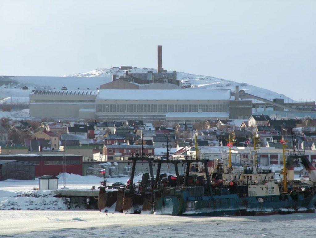 Port arktyczny