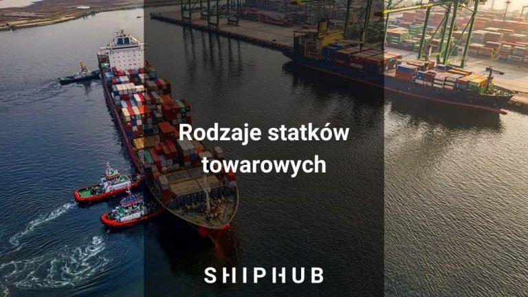 Rodzaje statków towarowych