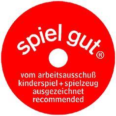Spiel gut - logo