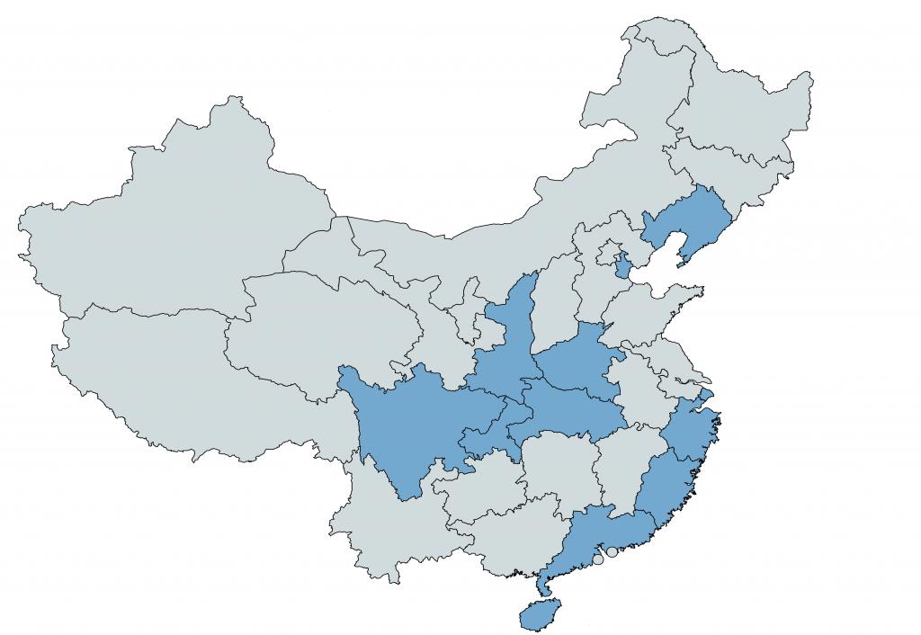 SSE w Chinach