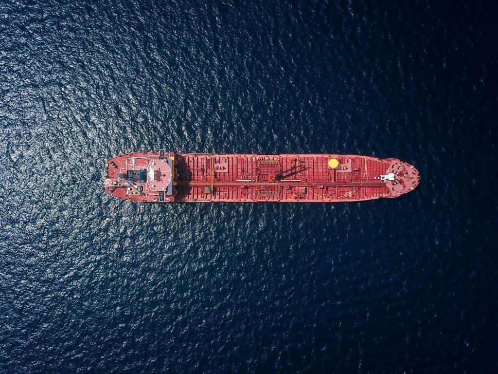 Statki towarowe - zbiornikowiec
