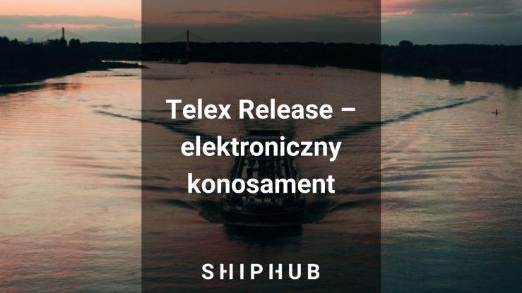 Konosament Telex Release