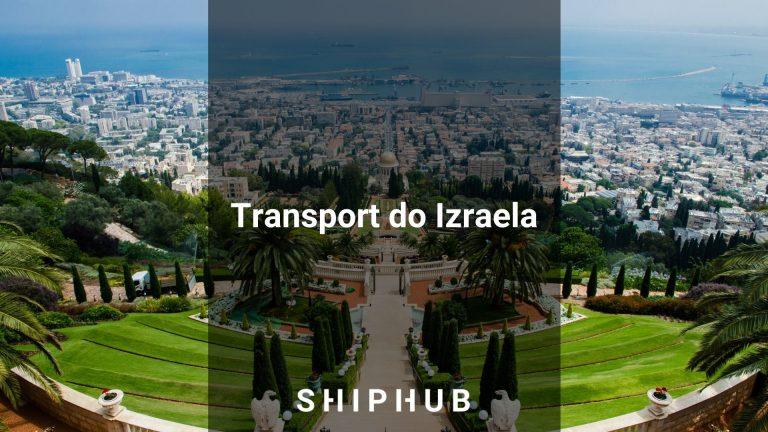 Transport do Izraela