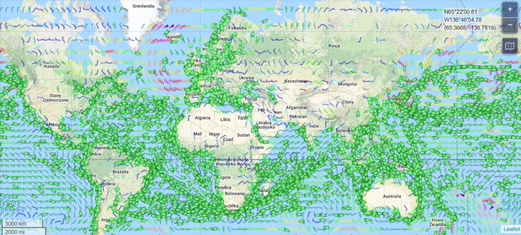Transport w czasach pandemii - przewozy morskie