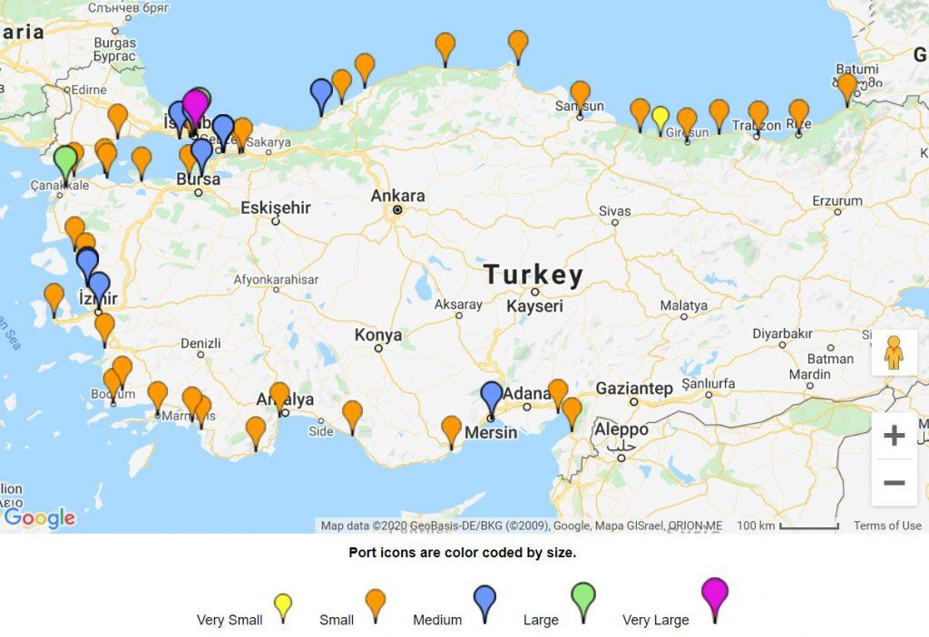 transport z turcji