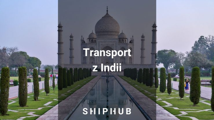 Transport z Indii