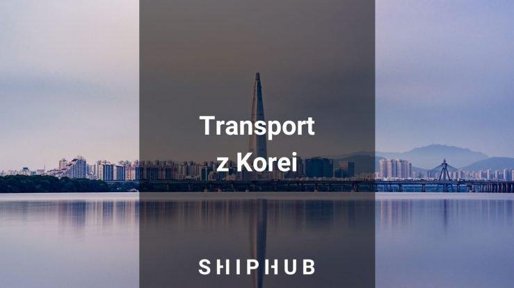 Transport z Korei