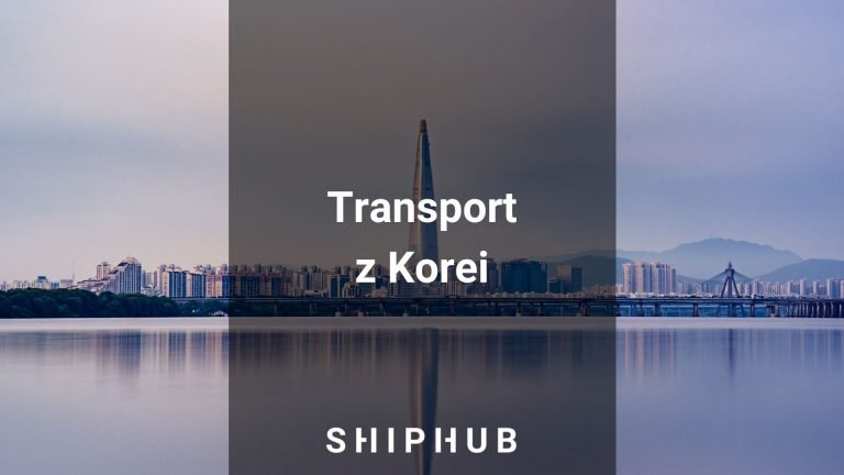 Transport z Korei