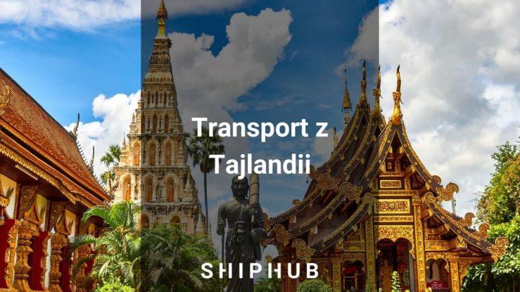 Transport z Tajlandii