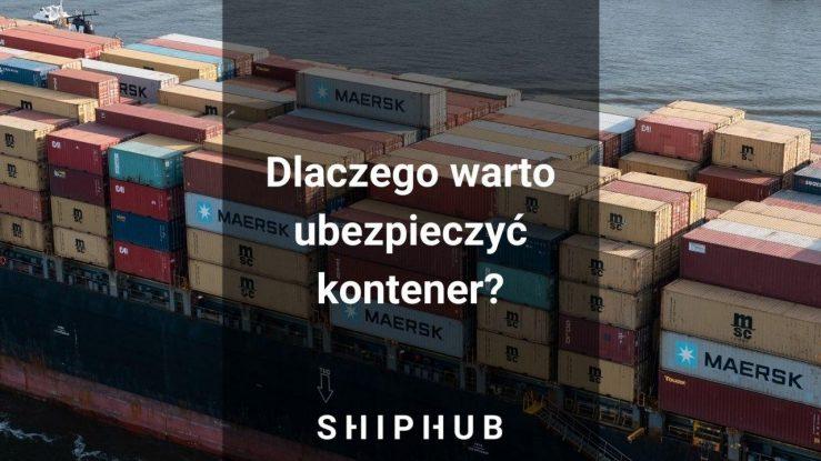 Ubezpieczenie kontenera - dlaczego warto?